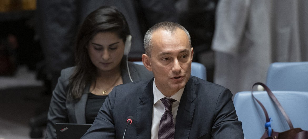 COVID-19: UN envoy hails strong Israel-Palestine cooperation