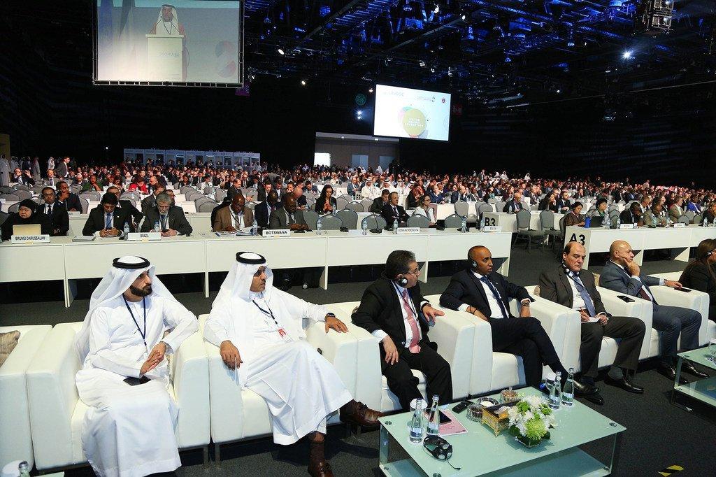 الدورة الثامنة لمؤتمر الدول الأطراف في اتفاقية الأمم المتحدة لمكافحة الفساد في أبو ظبي