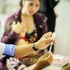 दक्षिण-पूर्व एशिया के देशों में कोविड-19 की रोकथाम के लिये टीकाकरण की तैयारियाँ चल रही हैं.