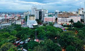Cali, Colombia, la capital del departamento del Cauca