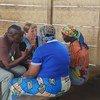 Kamishna Mkuu wa haki za binadamu, Michelle Bachelet alipotembelea Bunia, huko Jamhuri ya Kidemokrasia ya Congo, DRC mwezi Januari mwaka huu wa 2020