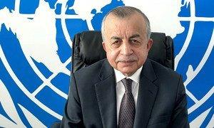Спецпредставитель Генерального секретаря ООН по Косово Захир Танин