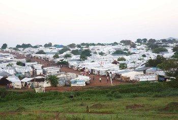 تم تأكيد حالتي إصابة بكوفيد-19 في موقع الأمم المتحدة لحماية المدنيين في جوبا، عاصمة جنوب السودان.