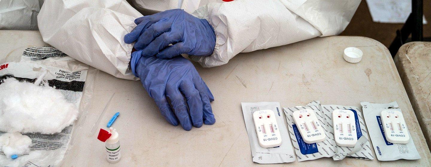 Pesquisas foram feitas com quase 11 mil pacientes hospitalizados com Covid-19, em 28 países