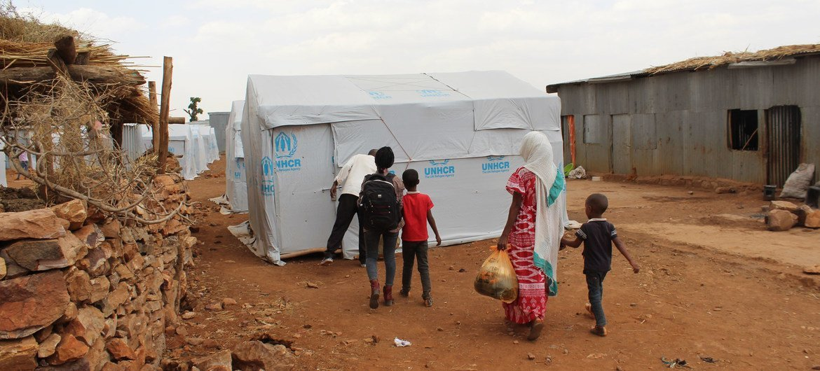 Eritrean refugees in the Tigray region of Ethiopia have been severly impacted by the violence and insecurity that has engulfed the region.