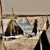 L'aggravation du conflit dans le nord de l'Afghanistan a forcé des milliers de personnes à fuir leurs domiciles et à vivre dans des camps temporaires.