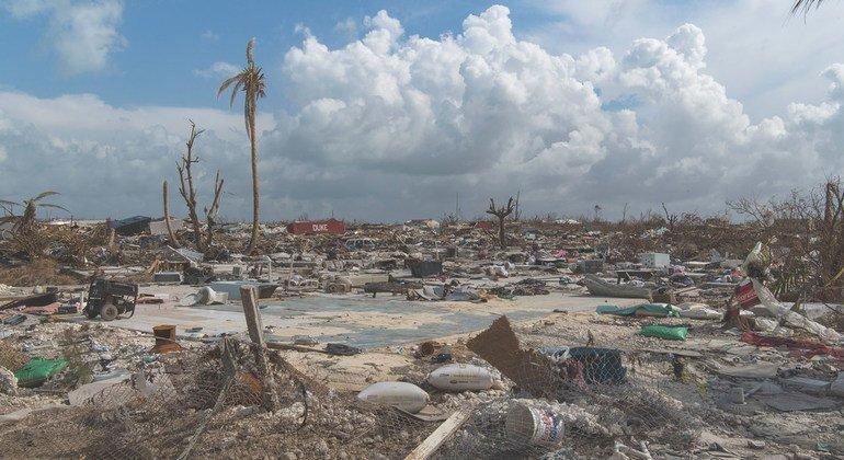 Guterres aux Bahamas pour exprimer la solidarité des Nations Unies