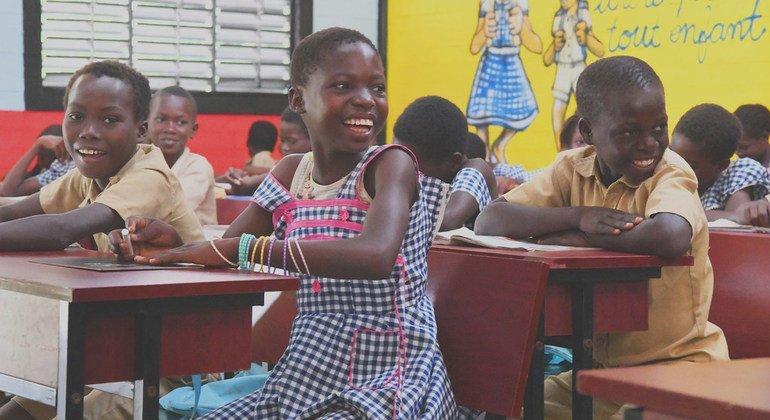 Friday's Daily Brief: 12 million may miss school, Bangladesh and Mali updates, Kenya's malaria vaccine, land degradation pact