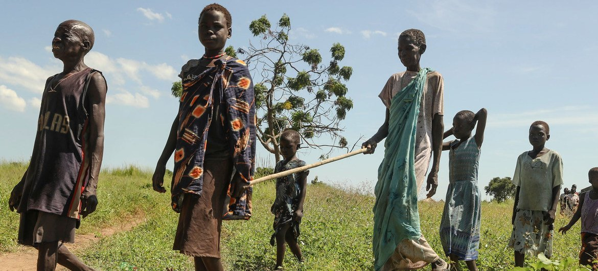 South Sudan remains one of the least developed countries in the world.