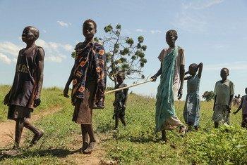 Le Soudan du Sud reste l'un des pays les moins développés du monde.