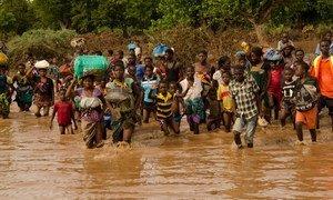 Partes de Àfrica han sufrido un incremento de inundaciones y sequías así como otros efectos del cambio climático en los últimos años.