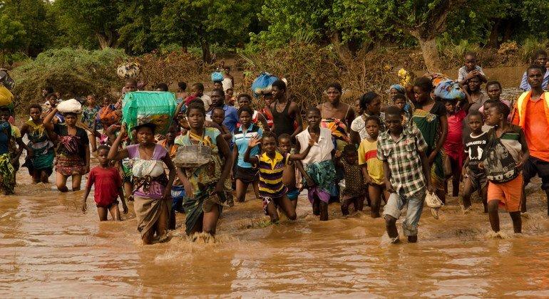 Les pays d'Afrique orientale et australe ont été confrontés à une augmentation des inondations, des sécheresses et d'autres événements liés au climat ces dernières années.