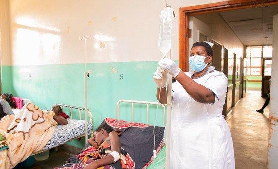 Financiamento é crucial para ODSs, também na área da saúde