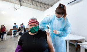 Six months after the coronavirus vaccination process began, 70% of Uruguay's population has received their second dose.