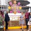Vijana wanaoshiriki mkutano wa ICPD25 jijini Nairobi,  Kenya