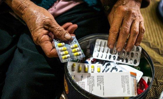 Пожилые люди довольно часто употребляют обезболивающие и седативные препараты не по назначению врача