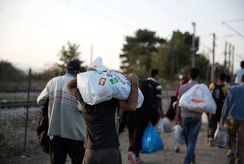 Часто на фоне кризисов, таких как пандемия COVID-19, мигранты оказываются в еще более уязвимом положении