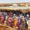 Nivasha est l'un des nombreux camps de réfugiés à la périphérie de la capitale soudanaise Khartoum. Il abrite temporairement 25 000 réfugiés, principalement du Soudan du Sud.