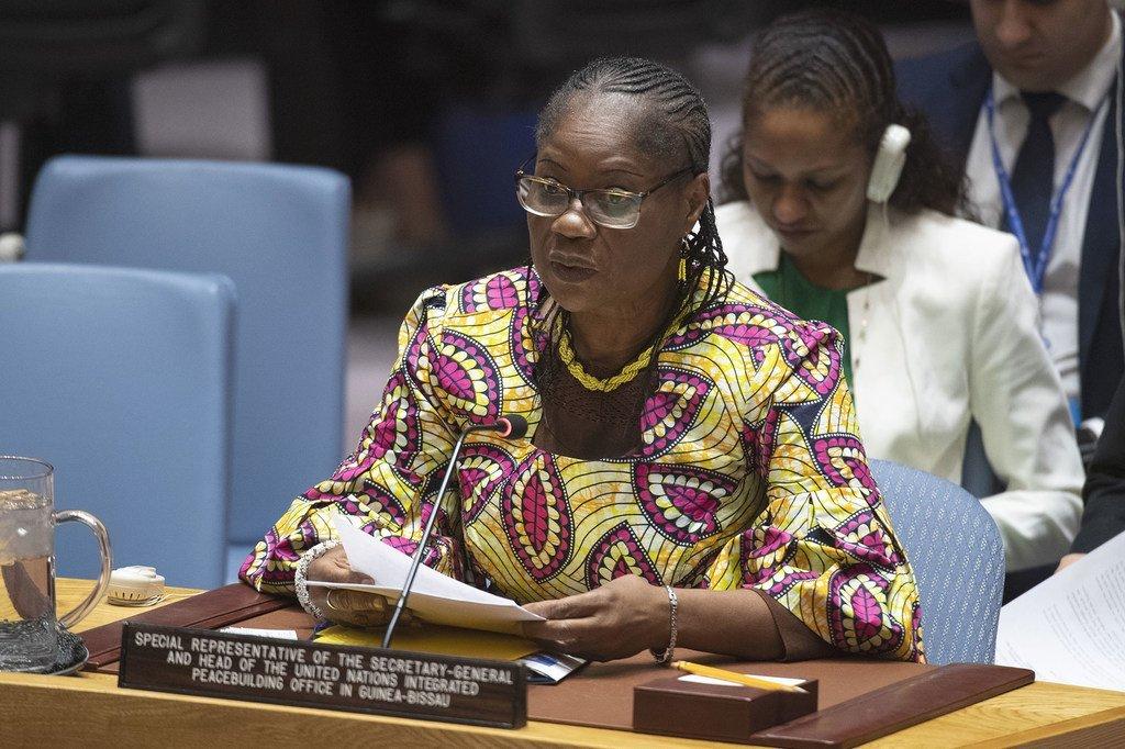 L'ONU souligne les défis du processus post-électoral en Guinée-Bissau
