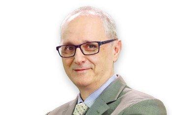 الدكتور غوادين غاليا، ممثل منظمة الأمم المتحدة في الصين