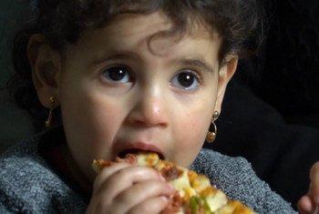 Ayuda en efectivo del Programa Mundial de Alimentos y de la Unión Europea ayuda a los refugiados sirios en Turquía a salir de la pobreza.