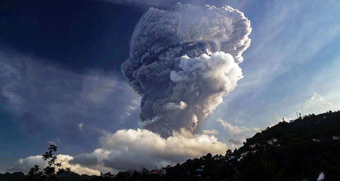 UN to launch funding appeal for Saint Vincent and the Grenadines following volcano eruption