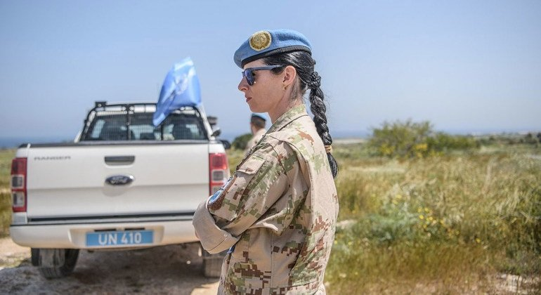 Women peacekeepers from Slovakia play an important role upholding UNFICYP's mandate to contribute to the maintenance and restoration of law and order in Cyprus.