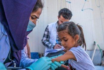 Unicef pede maior consciência sobre distribuição equitativa de vacinas