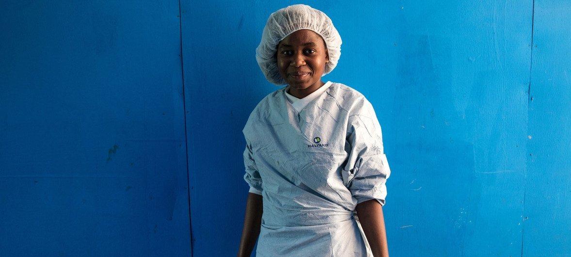 Ruth Kavira Sikwaya a contracté le virus Ebola en novembre 2018 et s'est rétablie après le traitement. Elle travaille maintenant dans la crèche de Butembo, s'occupant d'enfants orphelins du fait de la propagation de la maladie dans l'est du pays.