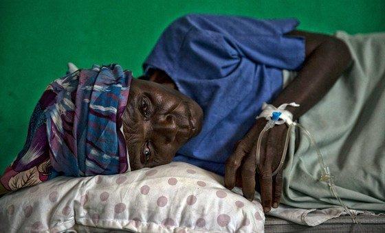 В результате землетрясения в Гаити 1300 человек погибли и более 3200 получили увечья