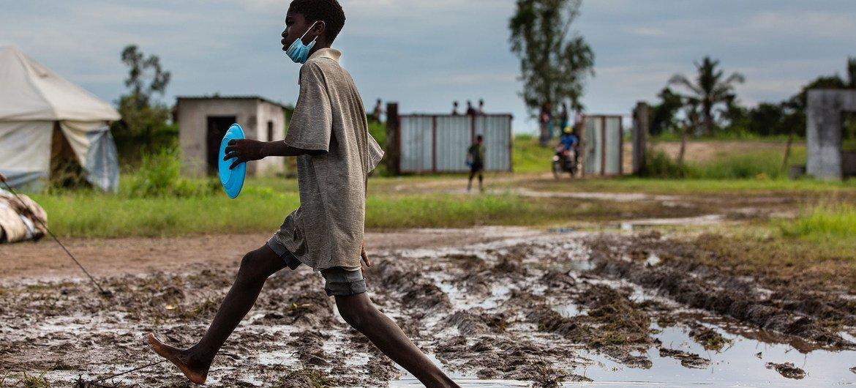 Desde el COVID-19 al cambio climático y la creciente desigualdad, el mundo afronta una catarata de crisis, asegura el Secretario General de la ONU, António Guterres.