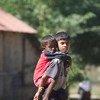 من الأرشيف: ولاية راخين، ميانمار. تشرين الثاني/نوفمبر، 2012.