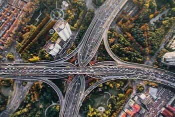 上海立交桥