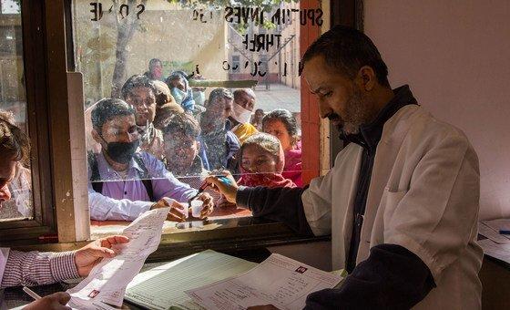 В числе стран с самой неблагоприятной ситуацией по туберкулезу - Индия.