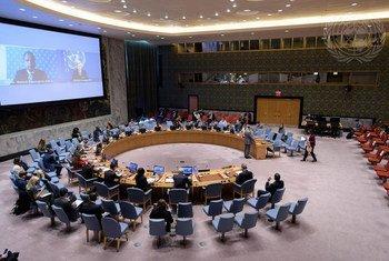 مجلس الأمن يجتمع حول اليمن ، 14 أكتوبر 2021.