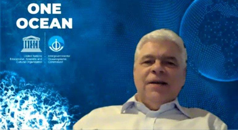 Владимир Рябинин, руководитель Международной океанографической комиссии, ЮНЕСКО