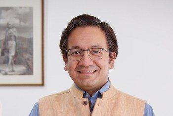 भारत में संयुक्त राष्ट्र पर्यावरण कार्यक्रम (UNEP) में एक कार्यक्रम अधिकारी, करण मंगोत्रा