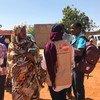 صندوق الأمم المتحدة للسكان يدعم النساء الحوامل في غرب دارفور على خلفية أحداث العنف المجتمعي التي شهدتها المنطقة.