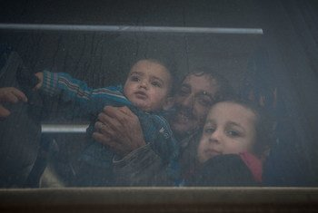 Syrian refugees in Jordan are being resettled in Canada