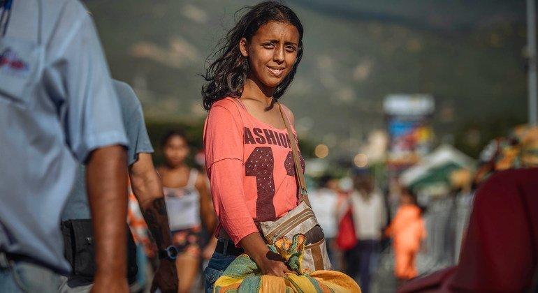 La salud y el bienestar de millones de refugiados y migrantes venezolanos se ven amenazados por COVID-19.