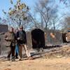 Tarehe 3 Januari 2020 Jeremiah Mamabolo alipofika katika eneo la kambi iliyotelekezwa mjini El Geneina huko Darfur Magharibi kufuatia mapigano ya kijamii
