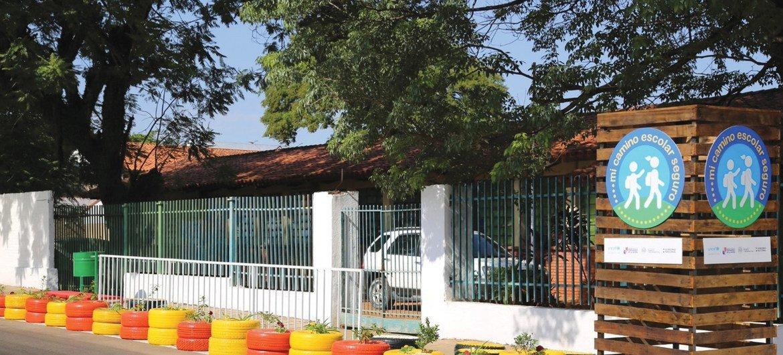 Escuela en Paraguay
