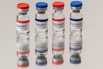 يتم المصادقة على عدد متزايد من اللقاحات ضد كوفيد-19 من بينها لقاح سبوتنيك V الذي تطوره روسيا.