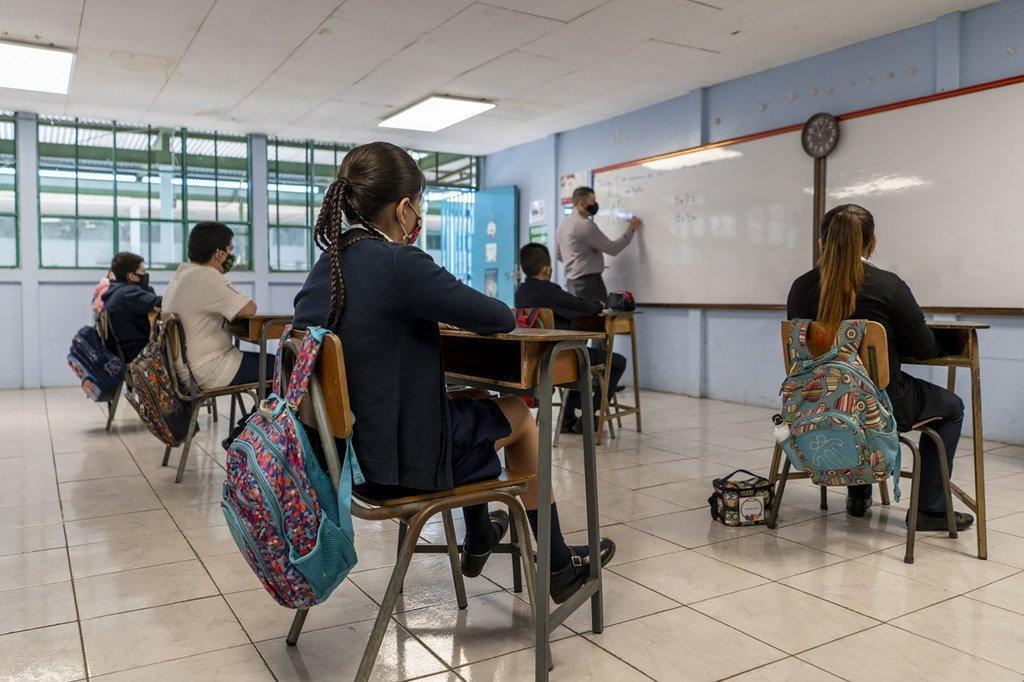 UNICEF y la UNESCO han subrayado la importancia de superar las inequdiades educativas para garantizar la inclusión y reducir la vulnerabilidad de los niños, adolescentes y jóvenes.