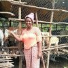 Sylvia Chiinda has boosted her income by farming goats.