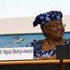 奥孔乔-伊韦阿拉当选为世贸组织首位女性总干事和首位非洲裔总干事