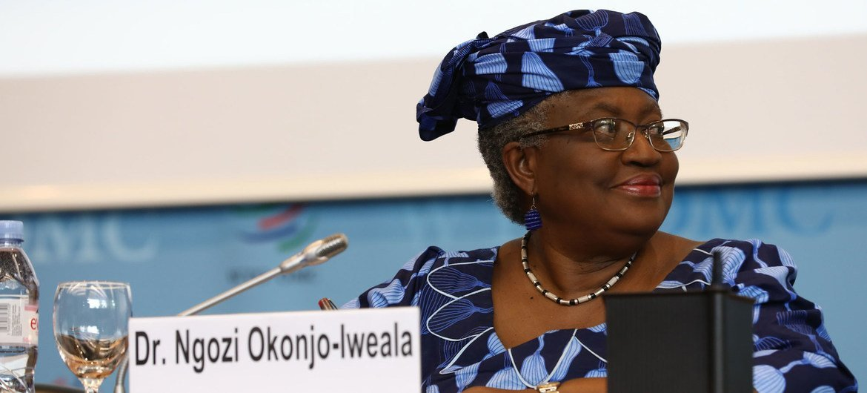 O mandato de Ngozi Okonjo-Iweala começa em março