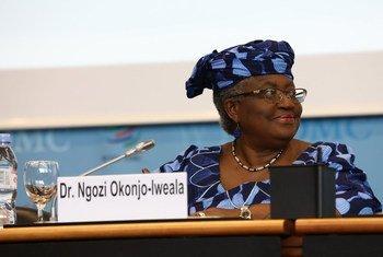 Dkt. Ngozi Okonjo-Iweala wa Nigeria, Mkurugenzi Mkuu mpya wa Shirka la Biashara Duniani, WTO.