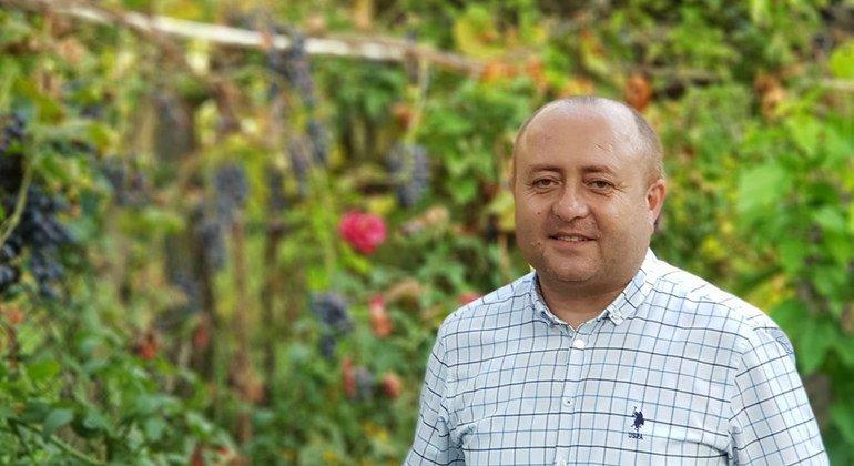 Юсиф Ахундов, сотрудник ФАО в Азербайджане и руководитель проекта.