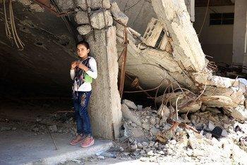 Une décennie de conflit en Syrie a eu un impact dévastataeur sur les femmes et les filles.